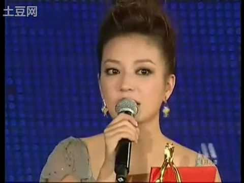 Vicki ZhaoWei won Best Actress for Mulan at the Baihua Film Awards