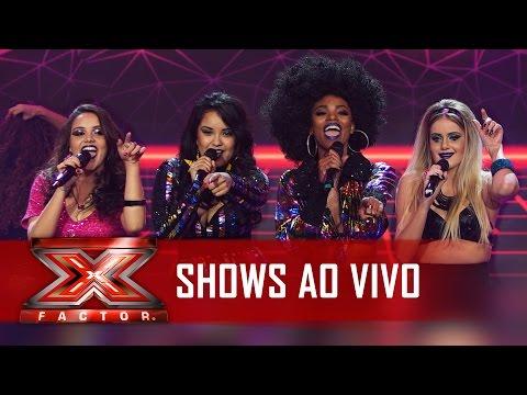 Ravena abre as asas com Frenéticas | X Factor BR