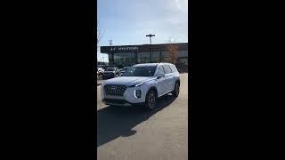 Hyundai Palisade    Edmonton Hyundai Dealer