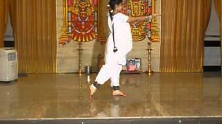 Om Shivo ham dance by Apparna