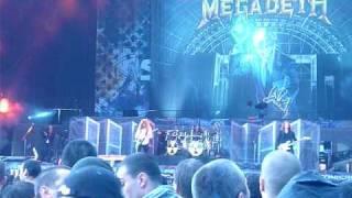 Megadeth-Skin O