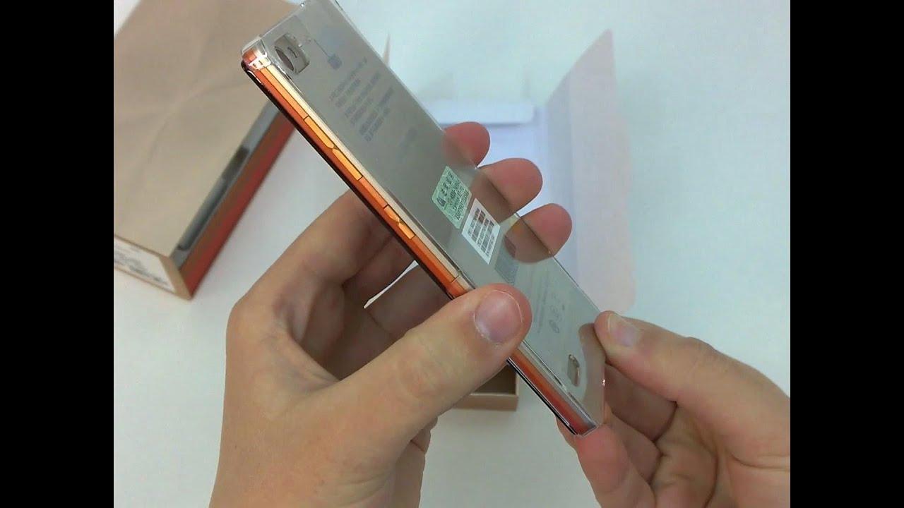 Распаковка ZTE Blade S6 со Snapdragon 615 и 13-Мп камерой Sony .
