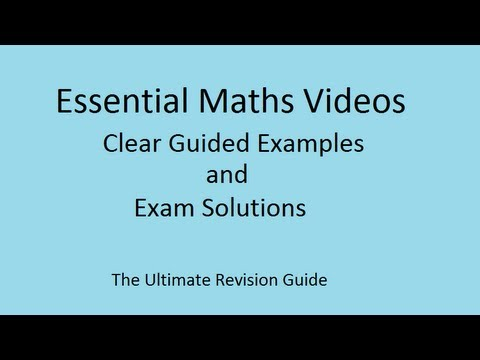 Solving equations with brackets easily part 1 - GCSE maths algebra ...