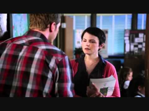 Once Upon Time 01x06 Snow White Mary Margaret Blanchard - Prince Charming John Doe Moments