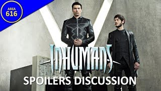 Inhumans (2017-) IMAX Spoilers Discussion