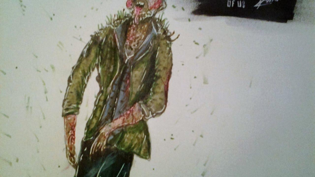 Comment dessiner un zombie youtube - Comment dessiner un zombie ...