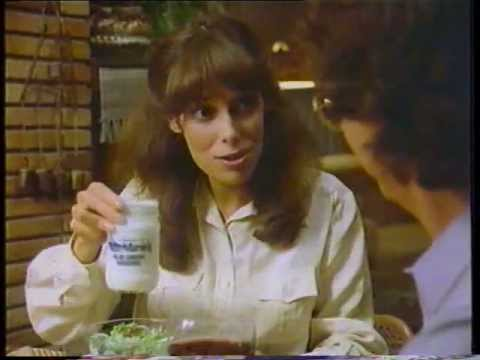 Zane Buzby 1980 Marie's Salad Dressing Commercial