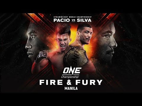 [Full Event] ONE Championship: FIRE & FURY
