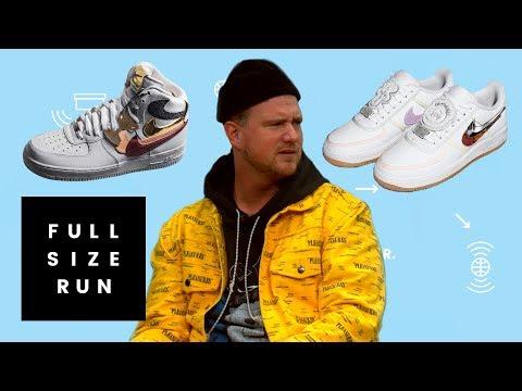 John Geiger Talks Pissing Off Nike   Full Size Run