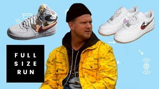 John Geiger Talks Pissing Off Nike | Full Size Run
