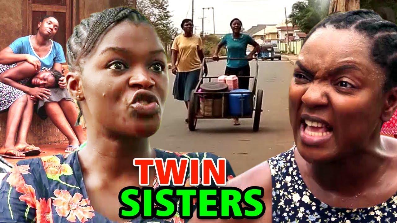 Download TWIN SISTERS (COMPLETE MOVIE) - Chioma Chuwkuaka & Chacha Eke 2020 Latest Nigerian Movie