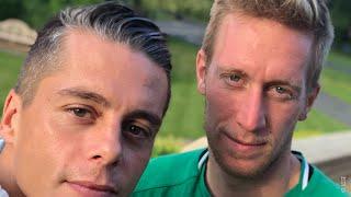 Vrais frérots ? Romain Hamouma et Robert Beric testent leur lien