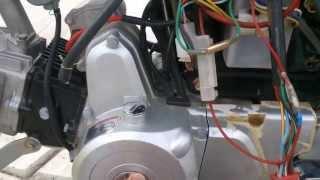 Electrician moped bir alfa bo'yicha