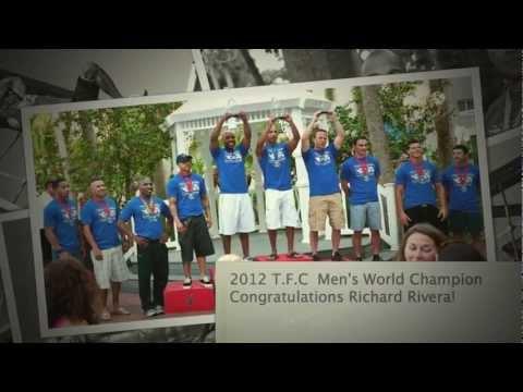 Tri-Fitness Richard Rivera Men's 2012 Tri Fitness Challenge World Champion! Display