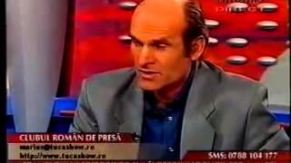 Generalul Chelaru la Antena 1 .  17 03 2003   CTP, ales presedintele CRP si incepe razboiul din Irak