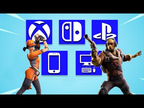 Fortnite Forced Crossplay Is A Problem!