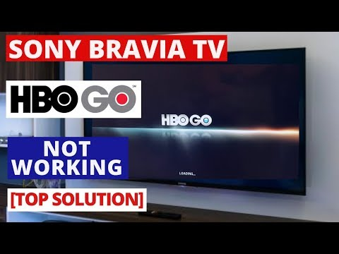 How to install hbo app on sony smart tv