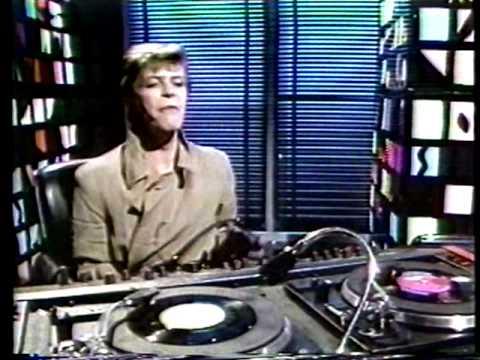 """David Bowie """"Lodger"""" album commercial"""