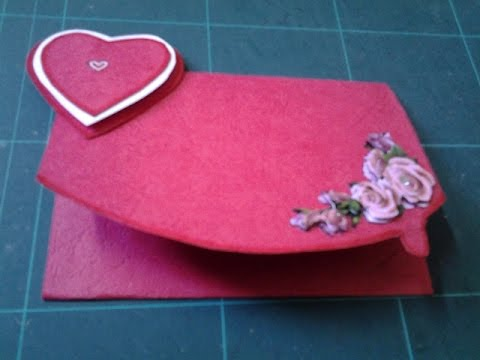Easy And Simple Pop Up Card Tutorial For Beginners