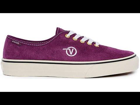55e87a298e Shoe Review  Vans Vault x LQQK Studios Authentic One Piece LX (Grape  Juice Translucent Gum)