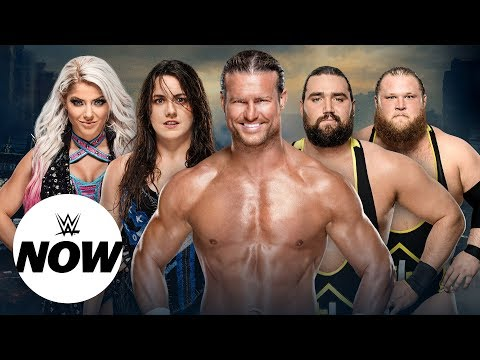 Live WWE Stomping Grounds 2019 preview: WWE Now