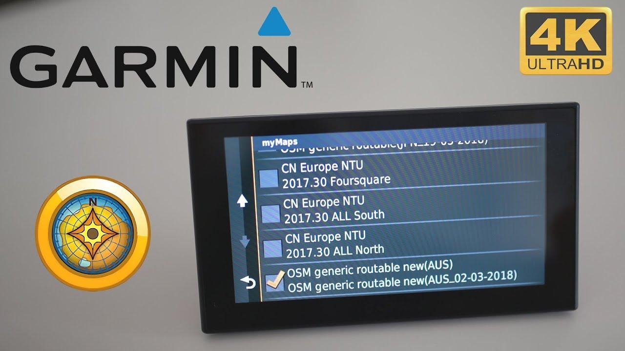 Garmin Karte Europa Kostenlos.1 Weltweite Kostenlose Navigationskarten Osm Auf Garmin Geräte Legal übertragen Tutorial 4k