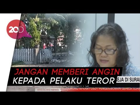 Pernyataan Sikap PGI Terkait Aksi Teror Bom