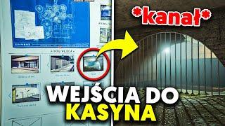 WSZYSTKIE WEJŚCIA DO KASYNA, ODKRYJ JE! | GTA V | DIAMOND CASINO HEIST