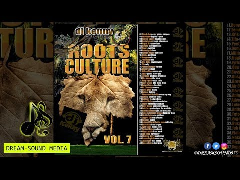 DJ Kenny - Roots Culture Mix Vol. 7