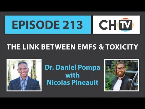 The Link Between EMFs & Toxicity - CHTV 213