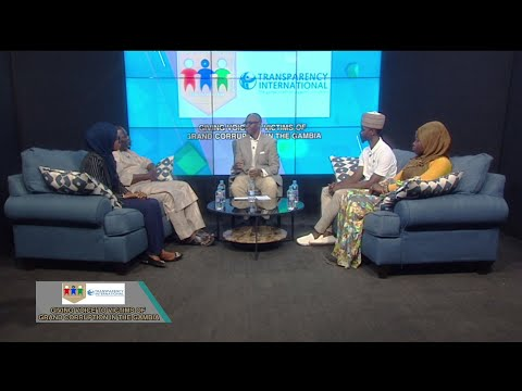 Interview about, and Screening of Hyena Documentary - QTV Gambia