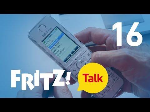 FRITZ! Talk 16 – Telefonieren mit der FRITZ!Box