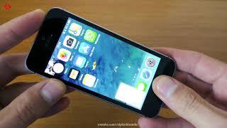 iphone se как сделать скриншот? Ответ в видео!
