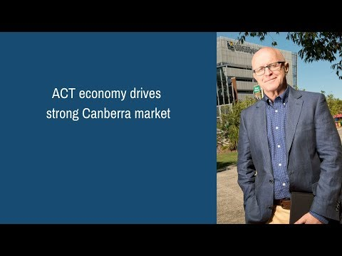 ACT economy drives strong Canberra market