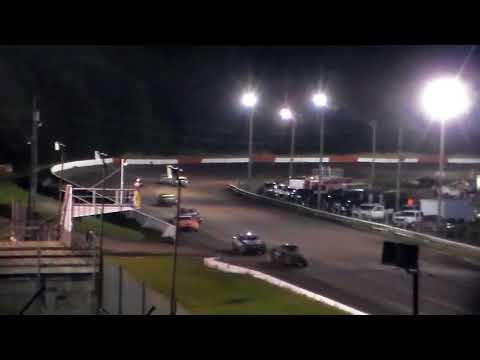 Stock Car Heat 1 @ Hamilton County Speedway 09/23/17
