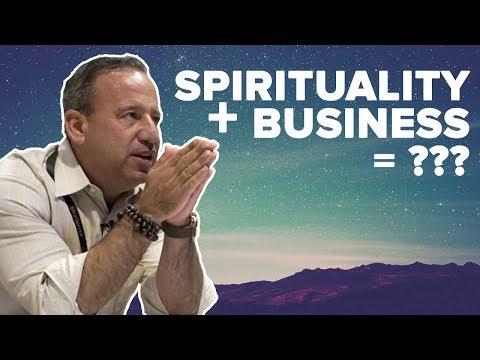 Why Spirituality Is So Important To Entrepreneurship