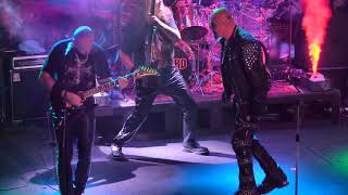 Halford Revival - Immortal Sin Live in Kbely, Prague 18.10. 2019
