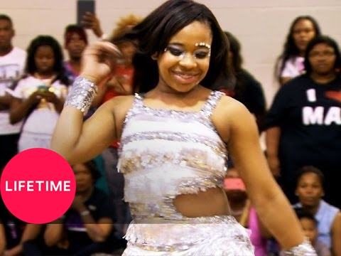 Bring It!: Dancing Dolls Trio Routine (Season 1, Episode 16) | Lifetime