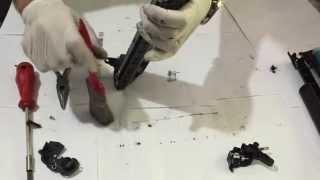 видео Картридж hp cf283a черный на www.kser.ru