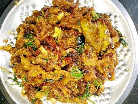 kakarakaya fry andhra style bittergourd fry చేదుగా లేకుండ కాకరకాయ ఫ్రై