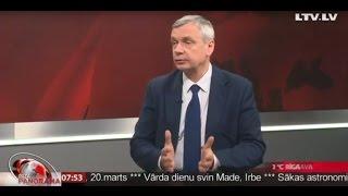 Šadurskis par sadarbību starp nozaru ministrijām thumbnail