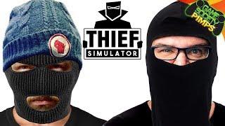 LIVE Thief Simulator   Game Society Pimps