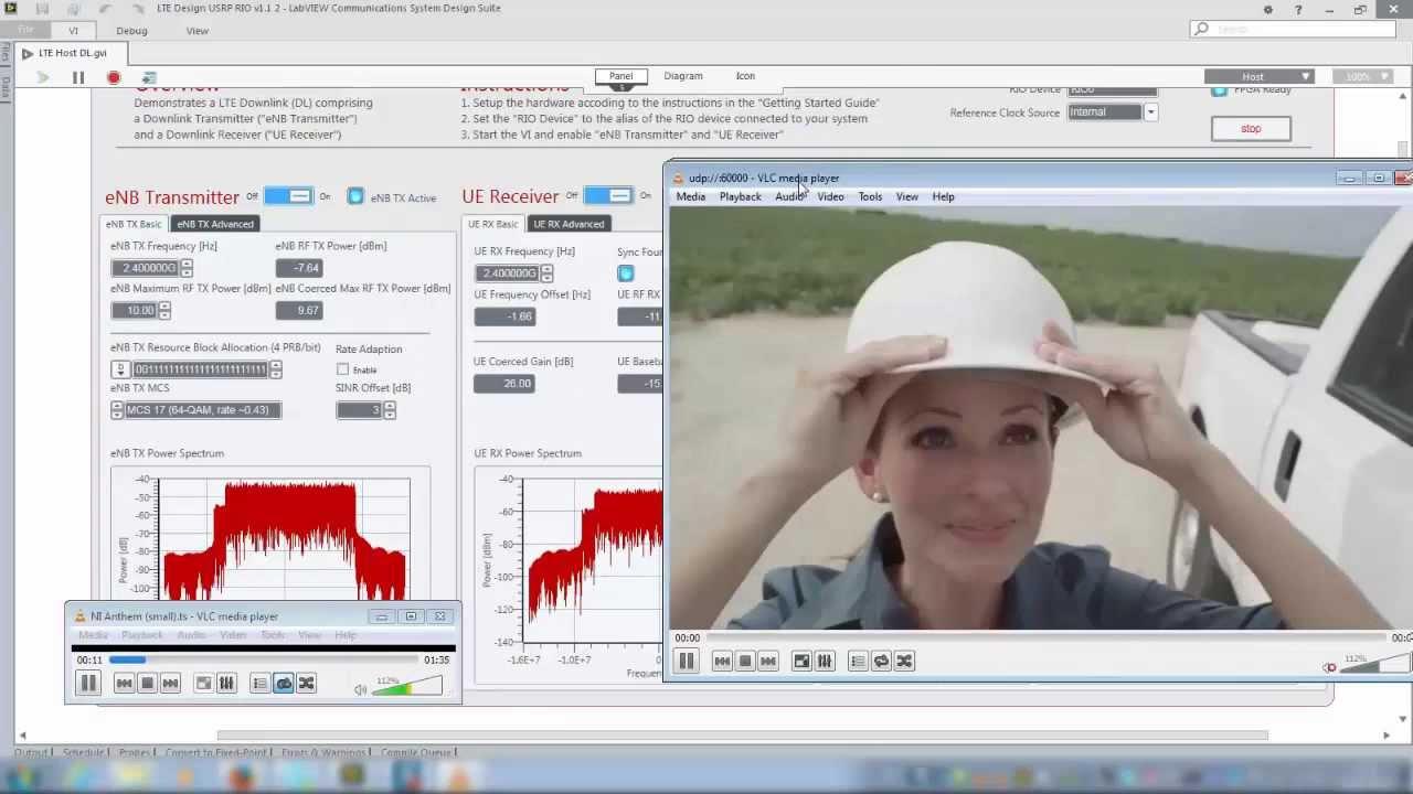 Lte Application Framework Video Streaming Demo Youtube