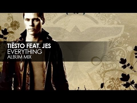 Tiësto featuring JES - Everything