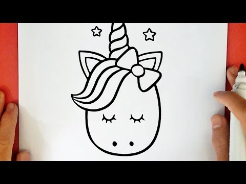 Comment Dessiner Une Licorne Kawaii Methode Facile Lilicorne
