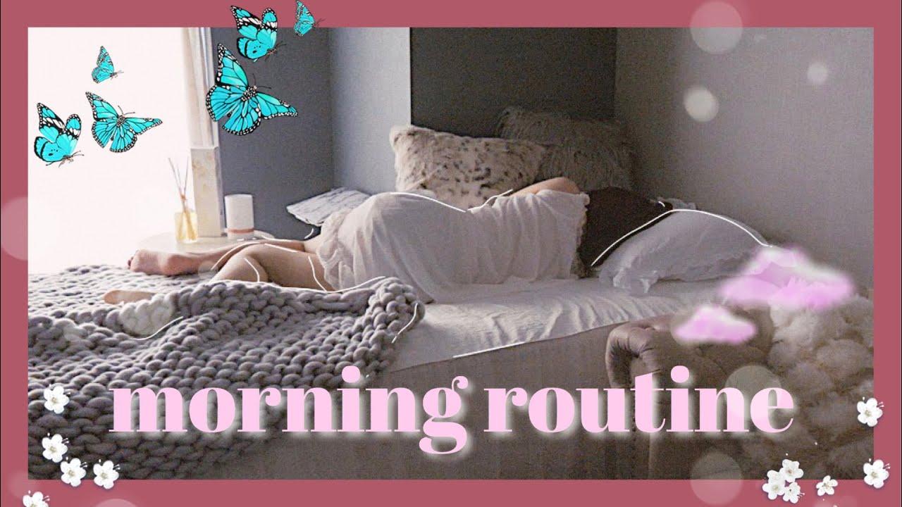 彼氏がいない女のモーニングルーティン【morning routine🌞】