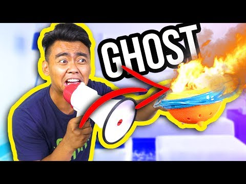 Thumbnail: Is This Bowl Really UNSPILLABLE? (Ghost)