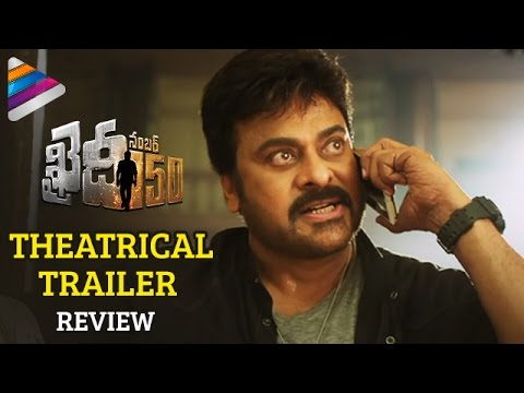 Khaidi No 150 Theatrical Trailer | Khaidi...