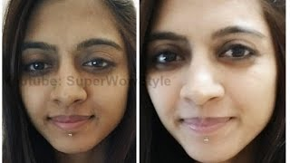How to Get Fair Skin at Home in 1 Week? _ Magical Skin Whitening & Lightening   SuperWowStyle