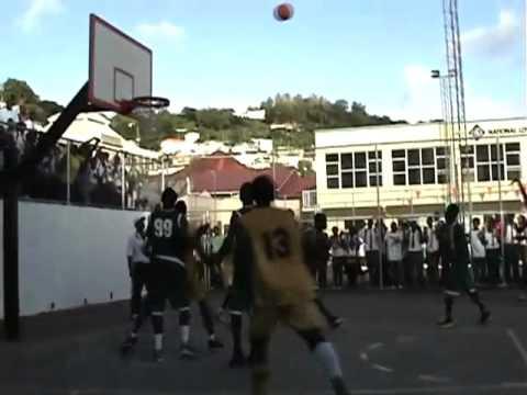 Grenada - Kevin Cox - Sports Reel 2012 - I